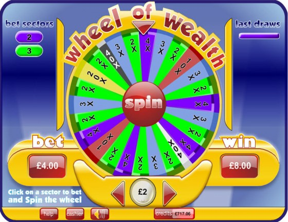 Wheel-Of-Wealth